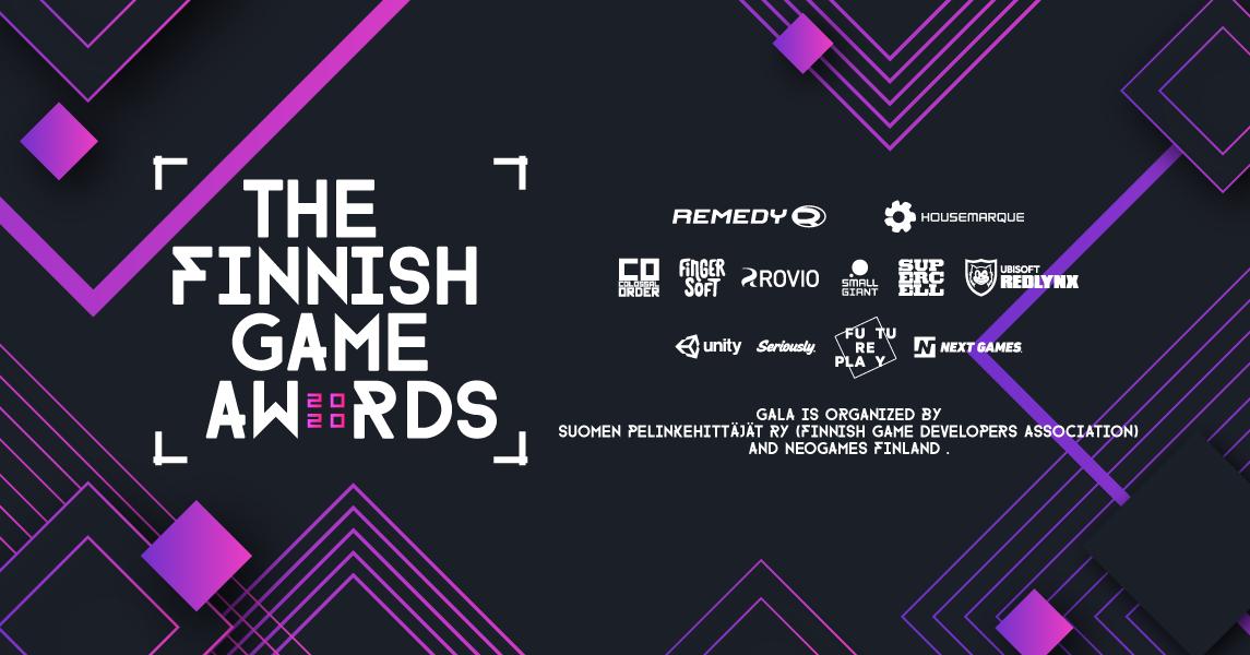 Finnish Game Awards 2020