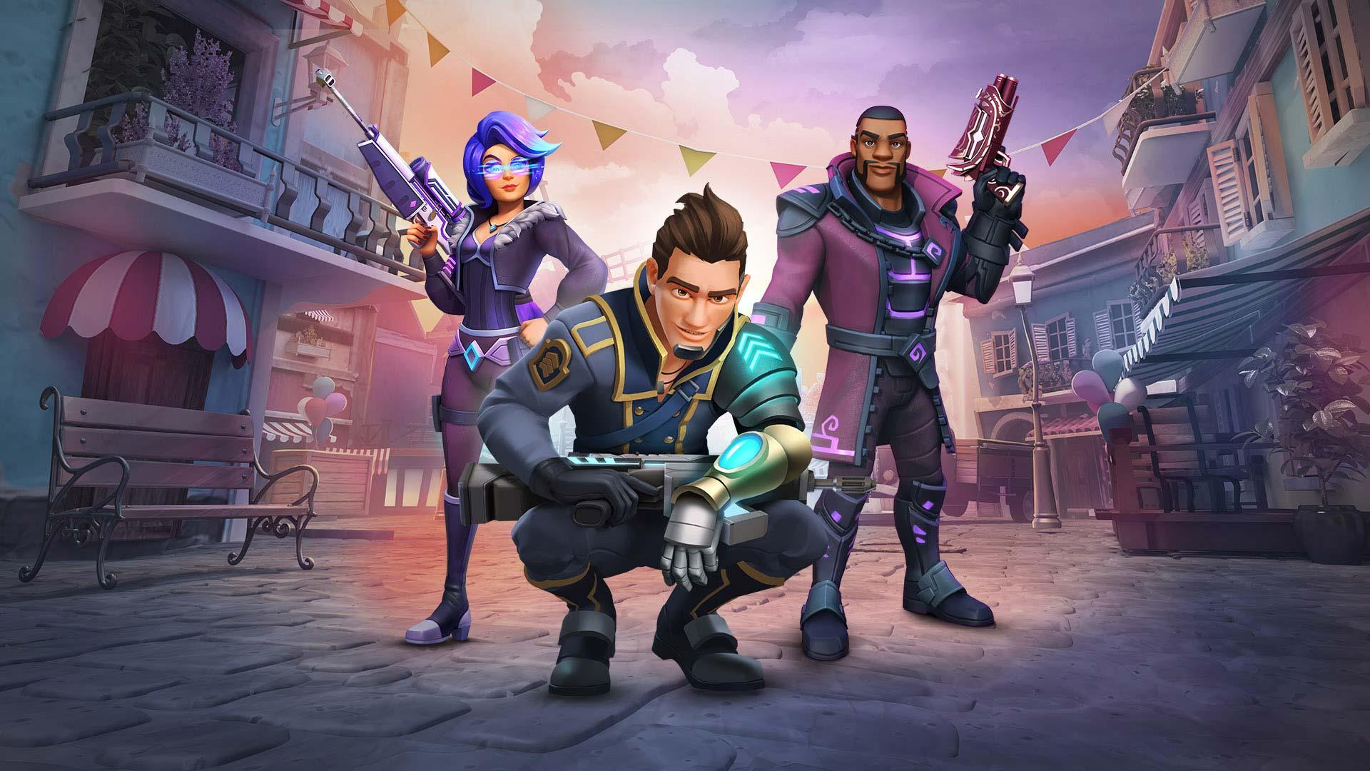 Nitro Games HEROES OF WARLAND